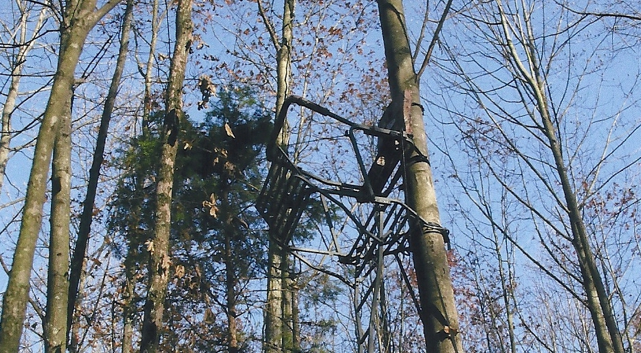 deer-hunting-tree-stand